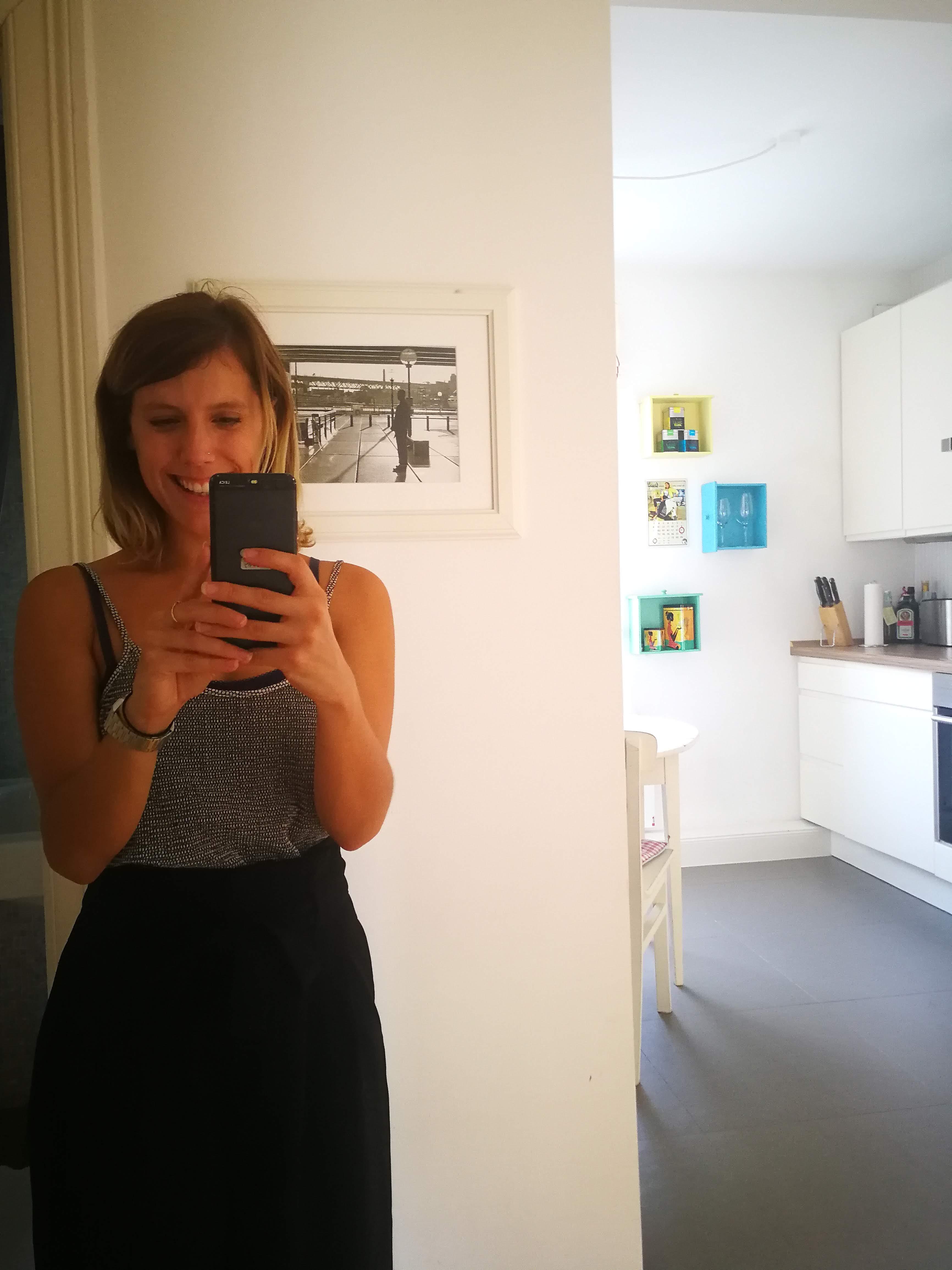 Airbnb apartment Hamburg