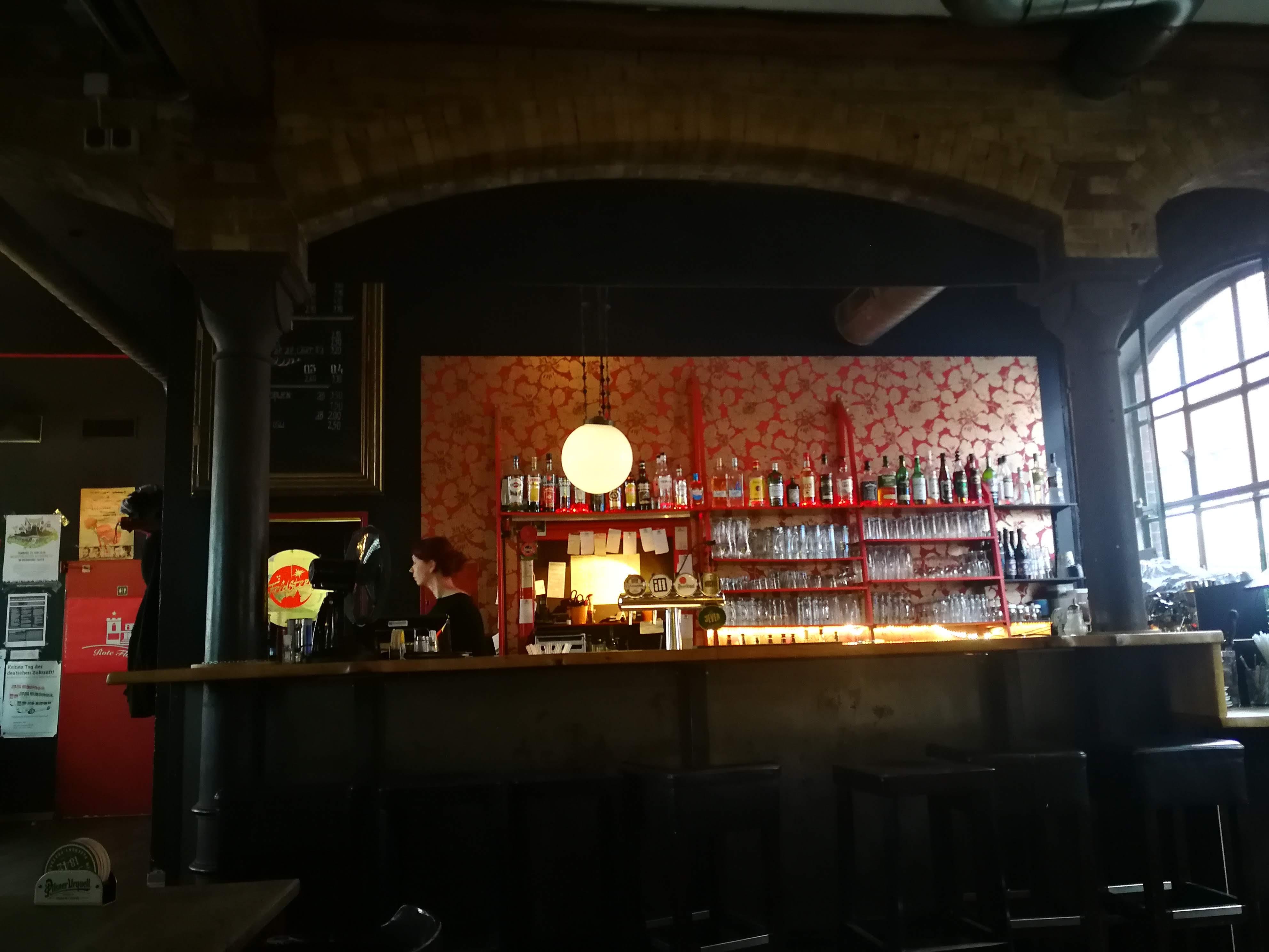 Feldstern Restaurant Hamburg