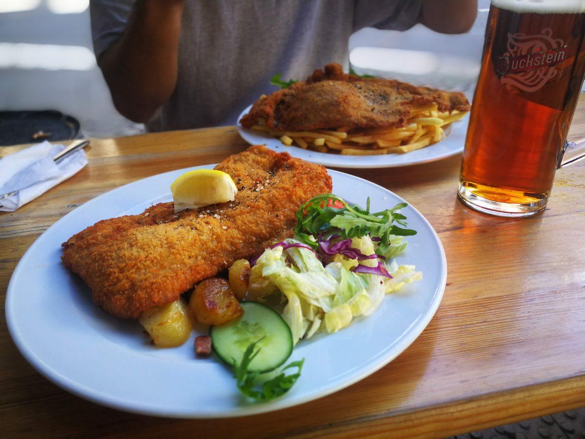 Frau Moller Pork Veal Schnitzel