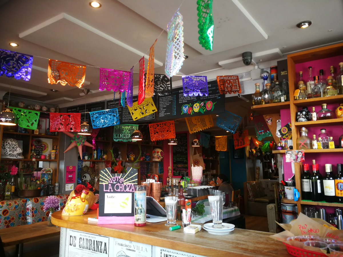 La Choza Mexican Street Food Brighton