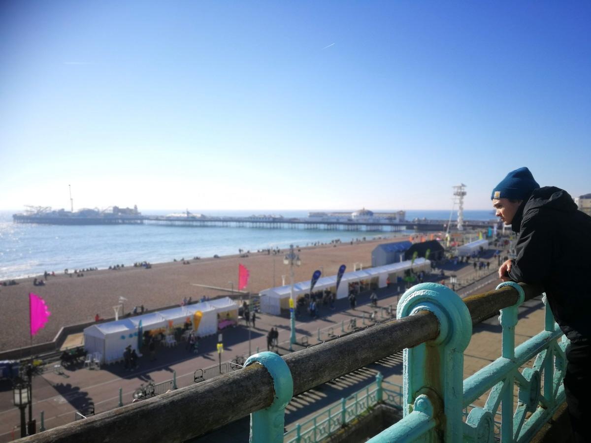 Brighton Beach Pier